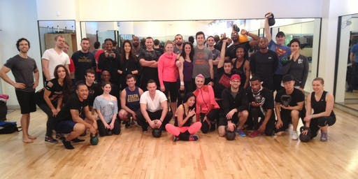 Kettlebell Athletics Level 1 Certification - Brick Bodies (Closed Certification)
