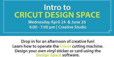 Introduction to Cricut and Design Space
