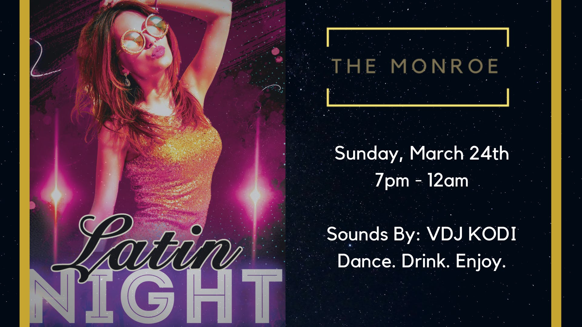 Sunday is Latin Night in Downtown Phoenix