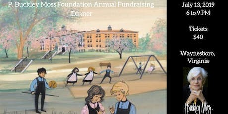 Annual Fundraising Dinner with Artist P Buckley Moss  tickets