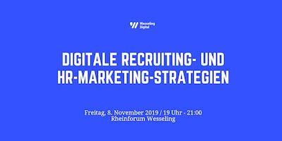 Digitale Recruiting- und HR-Marketing-Strategien