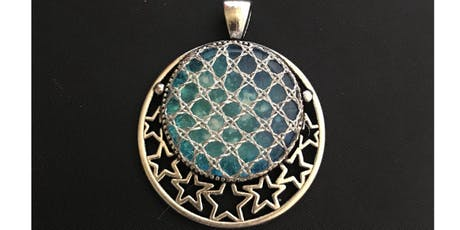 Bobbin Lace Pendant Workshop tickets