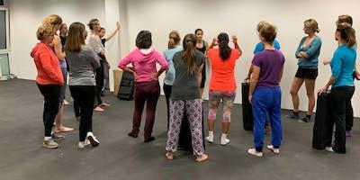 Kostenloser Combatives Krav Maga Intro Workshop nur für Frauen