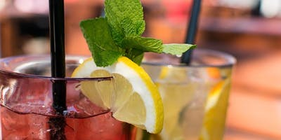 Spring Drinks for New Season Launch