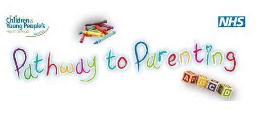 4 week Pathway to Parenting Programme 5.30pm - 7.30pm starting 7th August