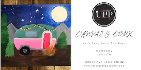 Canvas & Cork | Let's Camp Under The Stars tickets