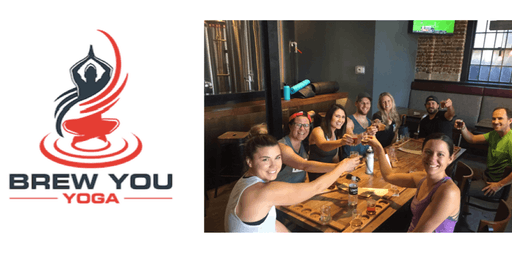 Brew You Yoga @ Oasis Brewing