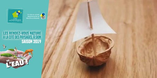 Atelier bricolage: Origami et bricolages aquatiques.