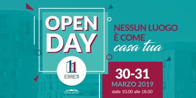 OPEN DAY ERRE11