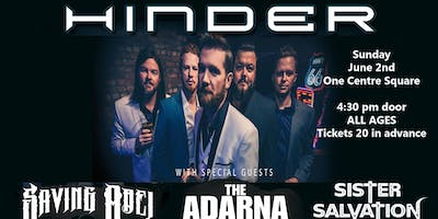 HINDER- SAVING ABEL - SISTER SALVATION - Easton PA