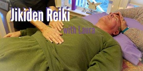 Jikiden Reiki® Seminar in Shoden (Level I Training) tickets