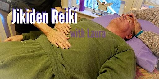 Jikiden Reiki® Seminar in Shoden (Level I Training)