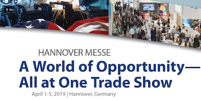 Department of Commerce OBL Public Policy Roundtable at Hannover-Messe