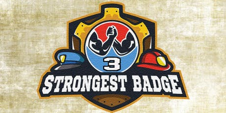 Strongest Badge 3 tickets