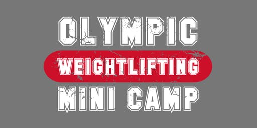 Olympic Weightlifting Mini Camp with Cara Heads Slaughter and Danny Camargo
