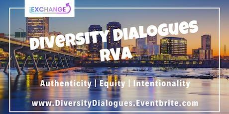Diversity Dialogues RVA tickets