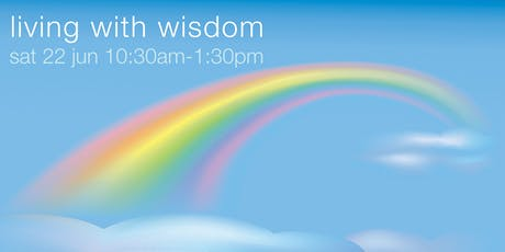 Living With Wisdom - meditation course with Buddhist nun Kelsang Chogma tickets