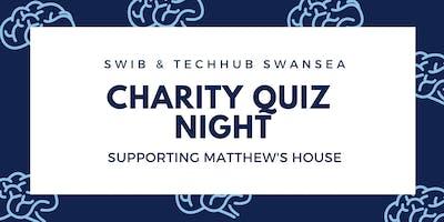 SWIB & TechHub - Charity Quiz Night supporting Matthew\