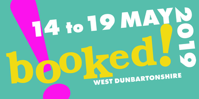 BOOKED! 2019 - West-Dunbartonshire Festival of Words
