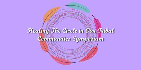2019 NLC Healing the Circle Symposium October 15-17 tickets