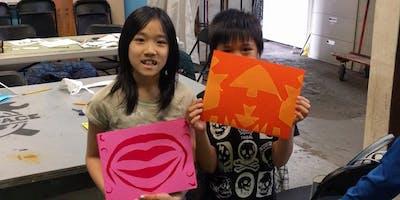 Family Silkscreening Workshop