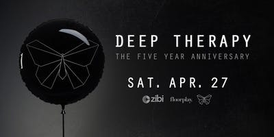 Deep Therapy : The Five Year Anniversary