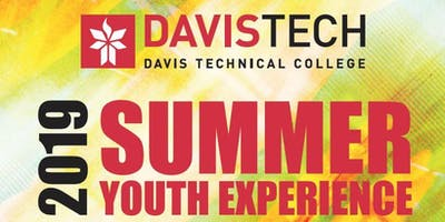 2019 Summer Youth Experience at Davis Tech