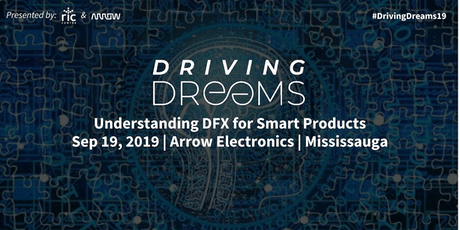 Driving Dreams 2019: Understanding Design for Excellence for Smart Products  tickets