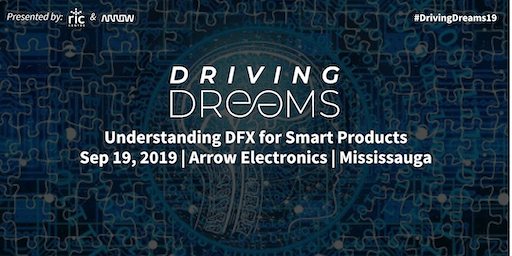 Driving Dreams 2019: Understanding Design for Excellence for Smart Products