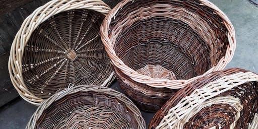 Make a Willow Basket Workshop