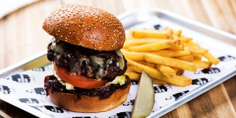 Thursday Burger Night tickets