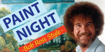 Paint Night - Bob Ross Style