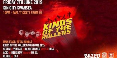 Kings Of The Rollers - Royal Rumble - Swansea