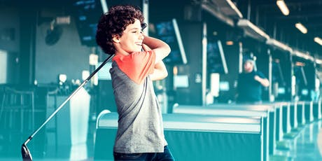 Kids Summer Academy 2019 at Topgolf Spring tickets