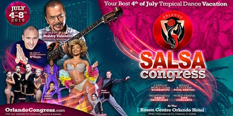 Orlando Salsa Congress 2019 tickets