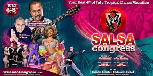 Orlando Salsa Congress 2019