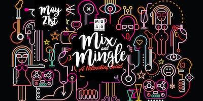 Mix+Mingle - A Networking Social