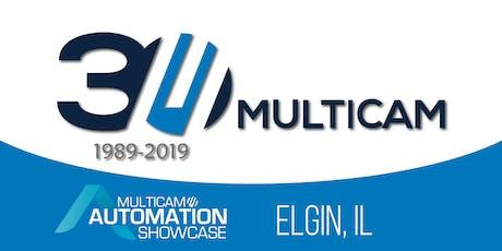 MultiCam Automation Showcase 2019 - Elgin, IL tickets