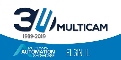 MultiCam Automation Showcase 2019 - Elgin, IL