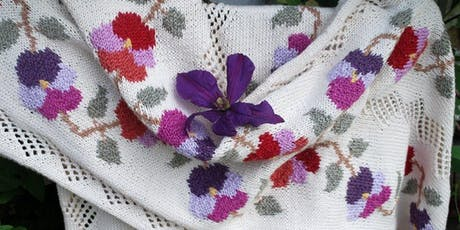 DESIGN FROM NATURE FOR HAND KNITTING With Sasha Kagan tickets