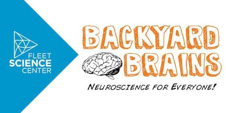 Teaching Neuroscience: A Backyard Brains Workshop (Free for Educators)  tickets
