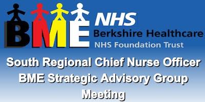 South Regional Chief Nurse Officer BME Strategic Advisory Group Meeting
