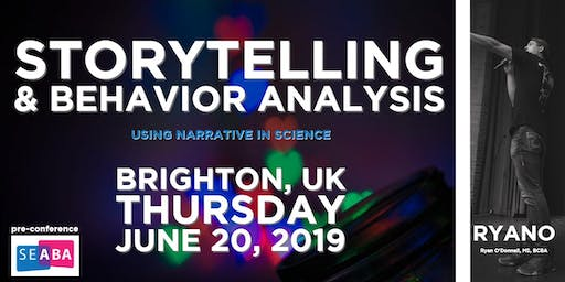 Storytelling & Behavior Analysis: Using Narrative in Science