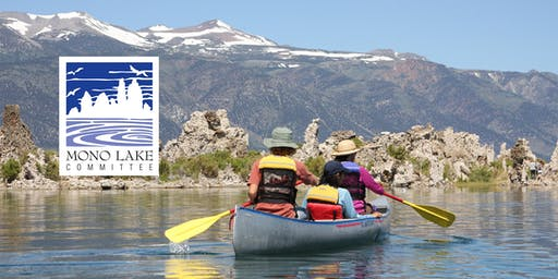 Mono Lake Canoe Tours