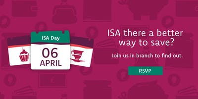 ISA Open Day - Chester Branch