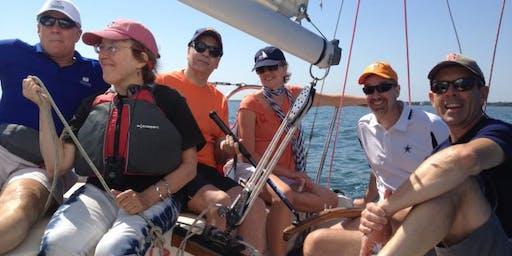 2019 Sailing Adventure
