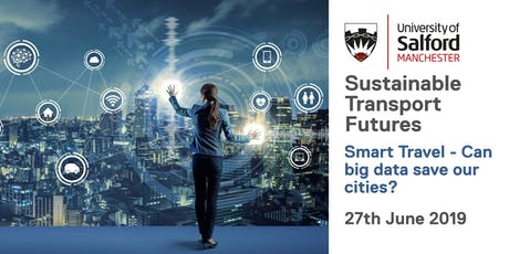 Smart Travel - Can big data save our cities?  tickets