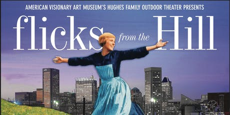 Flicks from the Hill: Sound of Music Sing-a-long tickets