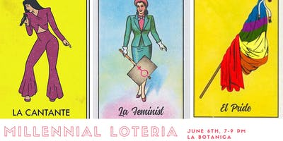 Millennial Loteria Night and Fundraiser