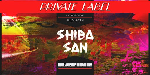 Private Label: Shiba San - Ravine Atlanta